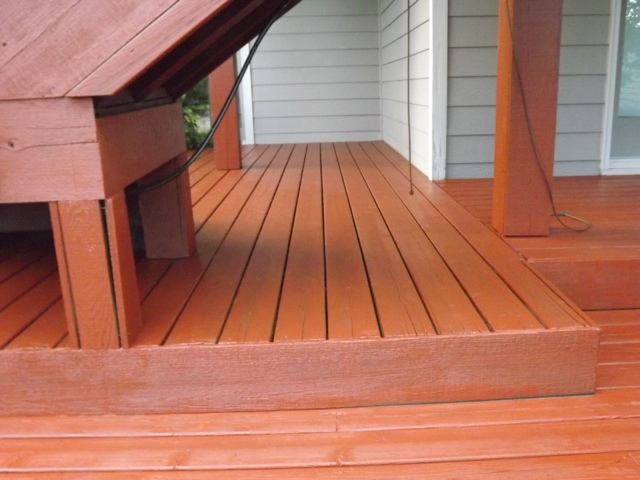 Sherwin Williams Cedar Stain Deck Pictures To Pin On Pinterest Pinsdaddy